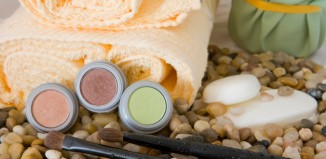 Maquiagem orgânica