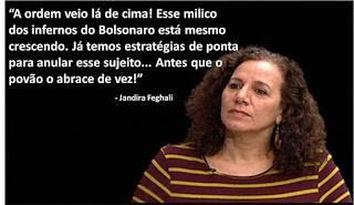 Esquerdistas planejando anular Bolsonaro