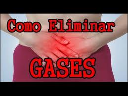 como eliminar gases